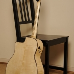 guitare Jazz Swing Hollow body