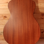guitare folk acajou sapelli
