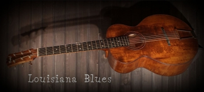 Guitare blues folk