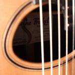 guitare folk palissandre cèdre