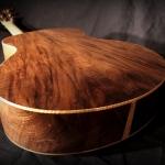 guitare folk noyer épicéa érable