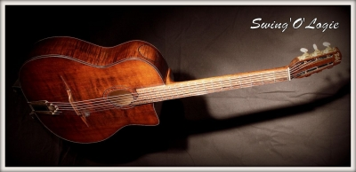 Guitare Jazz swing manouche Selmer