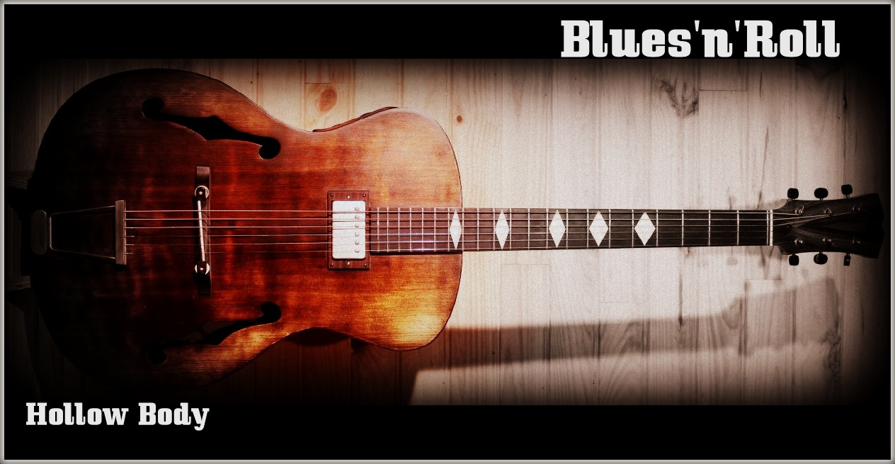 gutare Blues Rock