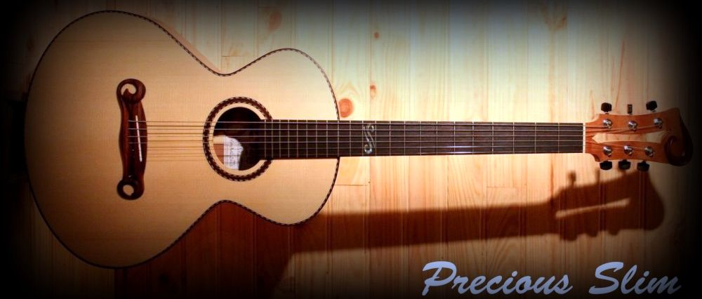 guitare folk création