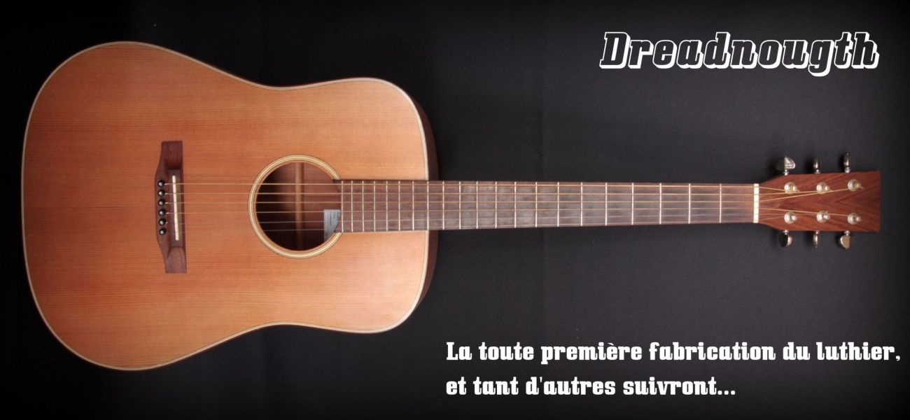 guitare folk dreadnought