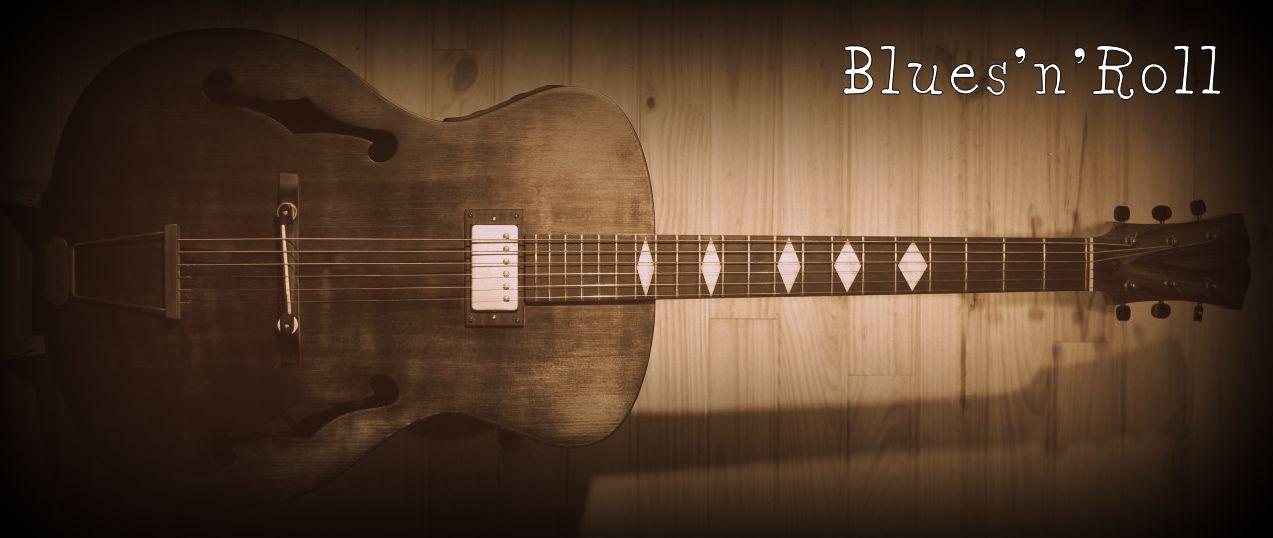guitare hollow body