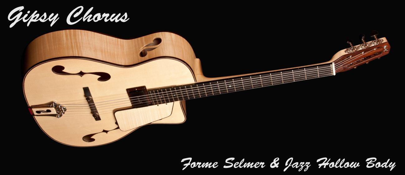 gitare gipsy Chorus