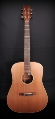 Dreadnought luthier guitare artisan