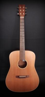 Dreadnought luthier guitare artisan