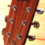 Tête guitare luthier